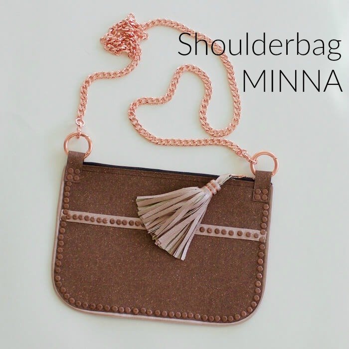 Shoulderbag Minna Freebook